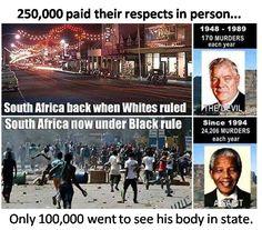 Mandela, Killer of Nations: Atheist, Marxist, Terrorist, New World Order poster boy, Black Pope, Communist Mass Murderer, Abortionist, Role-player… | SA-News.com Rule 24, Union Of South Africa, Poster Boys, Role Player, Amnesty International, New World Order, Guerrilla, Atheist, Africa
