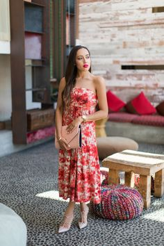 A Keene Sense of Style: Packing Smarter VacayStyle.com Cabo MAXi Dress