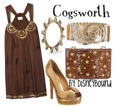 Cogsworth Outfit<3