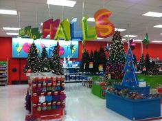 Target seasonal display 11/6/12