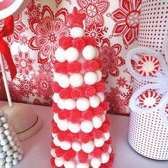 Gumdrop Christmas Tree DIY