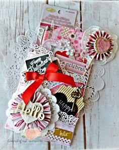 Valentine's Stuffed Envelope created with fold out card base and Heartfelt Love Collection by #HeartfeltCreations #cardmaking #papercraft #valentinesday #traceyfehr #beautifulmomentcards