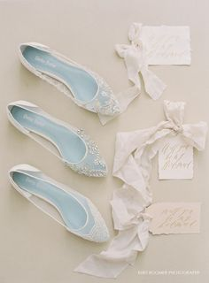 Bella Belle Flat Wedding Shoes 2017 Collection. Ultra Feminine. Ultra Romantic.