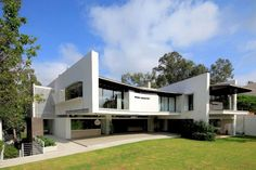 Hernandez Silva Architects have designed Casa Siete located in Guadalajara, Mexico.