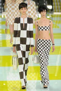 S/S 2013 RTW: Louis Vuitton | Harper's BAZAAR