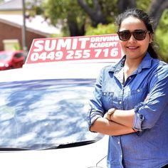 Need professional driving instructors who work with you to clear the test. Call Sumit Driving Academy. We have both male and female driving instructors who can speak multiple languages. Our customize lessons are suitable for both new and professional learners. Call us Today to book your lessons. Driving Class, Driving Academy, Driving Instructor, Driving School, Drivers License Test, Weekend Work, Student Discounts, Suits You, Languages