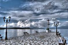 Vonitsa Seafront