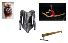 """Training With Gabby Douglas"" by kaylaleann22 on Polyvore featuring Bodyism"