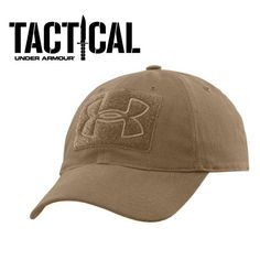 Under Armour Tactical Patch cap Coyote - Tattici - Cappelli - Abbigliamento