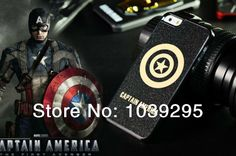 2014 New Captain America Iron man Batman Superhero Case Cover for iPhone4 iPhone 4 4S For Transformers spiderman Phone Cases $11.00