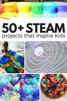 50+ STEAM Projects That Inspire Kids