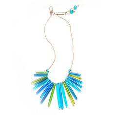 Solrojo: Desert Necklace Esmeralda, at 19% off!