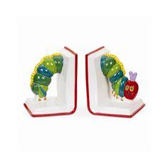 Discover+the+The+Very+Hungry+Caterpillar+Caterpillar+Bookends+at+Amara