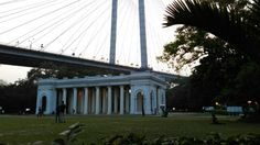 Princep Ghat in Kolkata, West Bengal