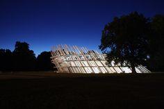 Pavilhão para o jubileu de Karlsruhe / J. Mayer H. Architects