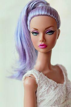 Lavender Mood Changers Poppy Parker | Flickr - Photo Sharing!