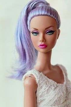 Lavender Mood Changers Poppy Parker | Flickr - Photo Sharing!