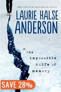 The Impossible Knife Of Memory Book by Laurie Halse Anderson | Hardcover | chapters.indigo.ca | Real Life & Contemporary