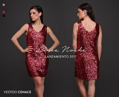 ¿Buscás un vestido para tus eventos de fin de año? #Tendencias #Brillos #Lentejuelas #VestidoCanace #Chic Formal Dresses, Fashion, Female Clothing, End Of Year, Sequins, Jitter Glitter, Fall Winter, Night, Events