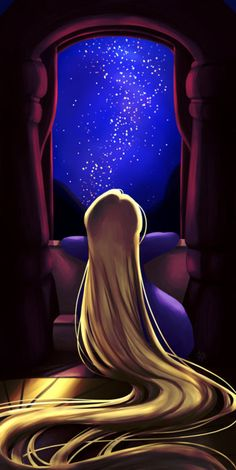 tangled. No need to explain who this is unless you've been living under a rock your whole life!
