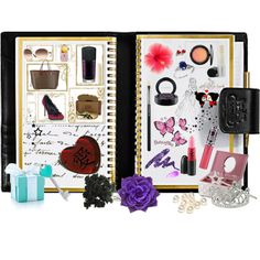 Glam Diary, created by ciliegia.polyvore.com