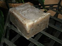 Rose Soap with crushed rose petals that softens your skin naturally!