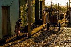 Sweeping her threshold, Trinidad Cuba by ed nazarko on 500px