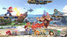 Evo biggest game is Super Smash Bros. Ultimate for Nintendo Switch, which beat out Street Fighter 5 to become the big draw at this year's fighting game tournament in terms of registration numbers. Bayonetta, Pac Man, Mega Man, Nintendo 64, Nintendo Switch Games, Nintendo Store, Super Smash Bros, Ryu Street Fighter, The Legend Of Zelda