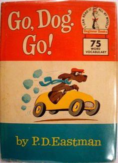 Go Dog Go First Edition Book