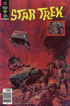 Star Trek Gold Key comic. Still have this one