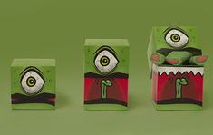 Monsters Candy Package-3