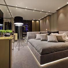 Um #suite de uma querida cliente!!!! #arquitetura #architecture #arquiteturadeinteriores #interiores #interiors #instadesign #decor #decoration #decoração #detais #intadecor #homestyle #homedecoration #inspiration
