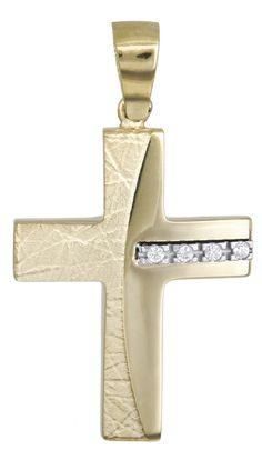 Βαπτιστικός σταυρός για κορίτσι Κ14 021472