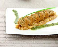 Cotechino di seitan con purè di mele renette e salsa verde - Tutte le ricette dalla A alla Z - Cucina Naturale - Ricette, Menu, Diete