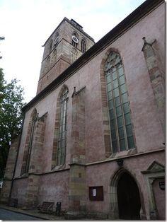 Stadtkirche en Bad Hersfeld