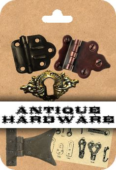 Vintage Hardware - Digital Elements - Free from Sweetly Scrapped Digital Scrapbooking Freebies, Digital Papers, Antique Hardware, Free Graphics, Blog Design, Paper Cards, Journal Cards, Mini Albums, Creations