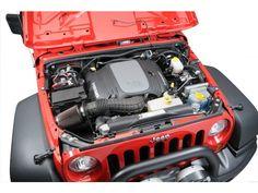 AEV 5.7L V8 Hemi Conversion Kit For 07-10 Jeep® Wrangler & Wrangler Unlimited JK