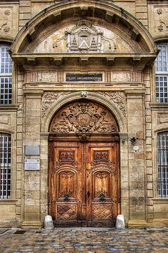 Palais Archiepiscopal d'Aix-en-Provence | Flickr - Photo Sharing!
