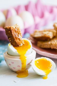 Soft-Boiled Eggs & Toast Soldiers Conquer the Table