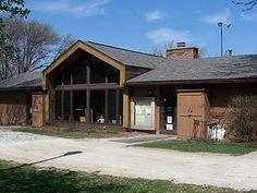 Pilcher Park Nature Center Animals