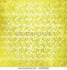 #golden #bubbles #party #trendy #pattern #background