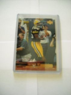 1999 Upper Deck #82 Antonio Freeman by Upper Deck. $0.50. 1999 Upper Deck #82 - Antonio Freeman