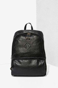 Bad Kids Vegan Leather Backpack