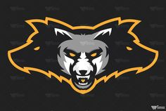 Media Tweets by Premade Designs (@Premade) | Twitter Hanoi, Esports Logo, Cerberus, Cyberpunk Art, Game Logo, Animal Logo, Coat Of Arms, Werewolf, Animal Drawings