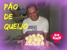 PASSE ADIANTE-PÃO DE QUEIJO