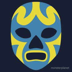 Luchador Mask, Mexican Wrestling: Lucha Libre