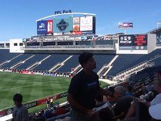 MLL Championship in Philadelphia
