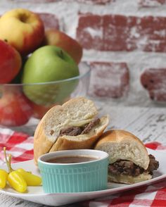 Slow Cooker French Dip | Bust Out The Slow Cooker And French Dip Your Way To Perfection