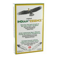 ORIGINAL INDIAN Essence Tee 3x25 Gramm online bestellen - medpex Versandapotheke