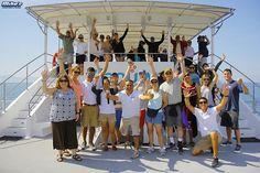 Only happy faces in Canuwa ☺️😎🚤 http://canuwa.com/book-south-paradise-tour/ #Underwater #Wildlife #Ocean #Oceanlovers #Travel #Seaexplorer #Boat #Luxuryboat #BoatLife #Nautical #Wild #PuertoVallarta #PtoVallarta #Canuwa